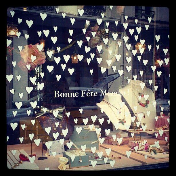 Vitrine Concept Store Parisien