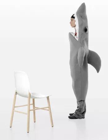 Sharky chair - Interior Innovation Award