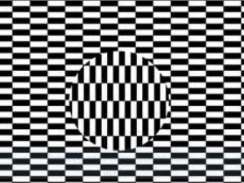 optische illusies!