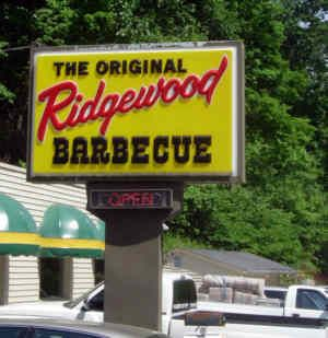 "The Best BBQ Anywhere!! Elizabethton Hwy, Bluff City, TN. ""If you are within 100 miles of East Tennessee, the Ridgewood is not to be missed."""