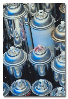 Artist Spray Paint Cans Adelaide