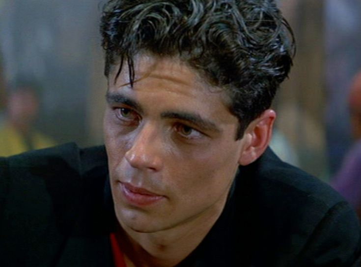 8. Dario, License To Kill from 11 Best James Bond Villains  At a mere 22 years old, the almost unrecognizable Benicio Del Toro played a hotheaded henchman of Robert Davi's evil drug lord.