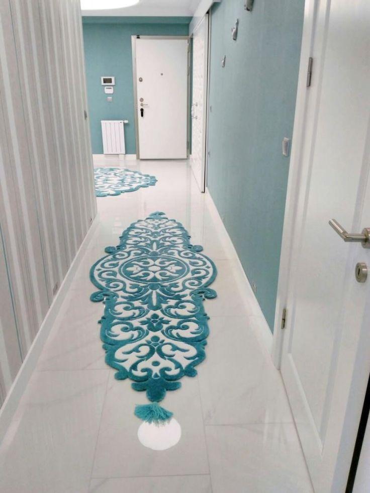 Studio Hali Tasarim Turkuaz Yolluk 268 Studiohalitasarimturkuazyolluk268 Home Decor Decor Baby Room Curtains