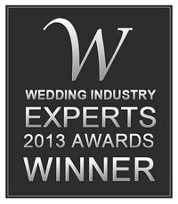 Wedding Industry Experts Award - Best Retailer in Coventry & Best Retailer in The West Midlands