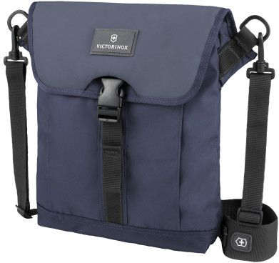 Victorinox Luggage Almont Flapover Digital Bag, Navy, One Size For Sale