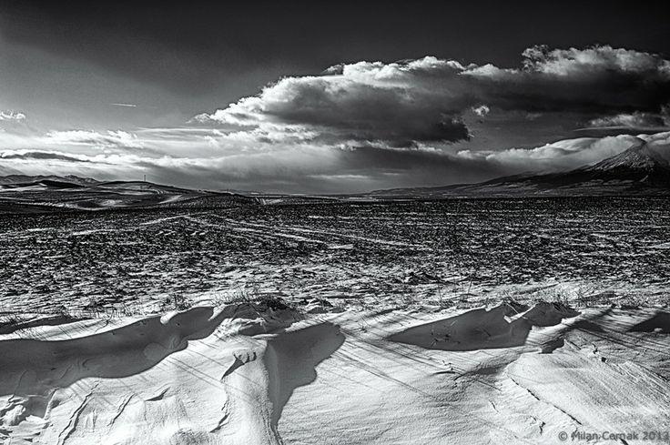 Winter landscape by Milan Cernak on 500px