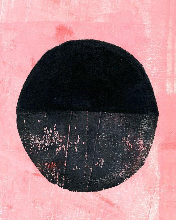 Ashley Goldberg - The Circle - abstract 8 x 10 print