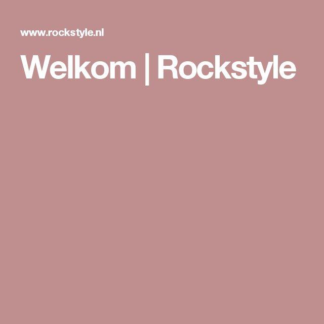 Welkom | Rockstyle