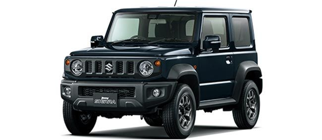 38++ Jeep suzuki jimny 2020 trends