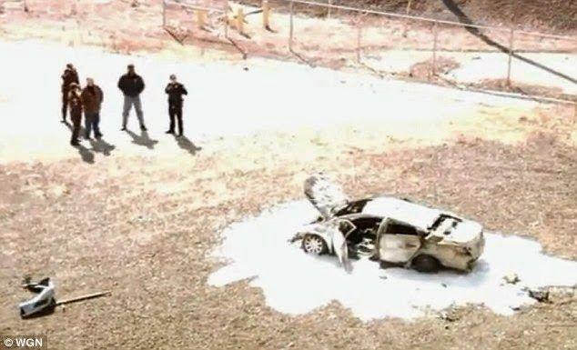 É notícia: Mulher morre depois de GPS indicar passagem em pon...