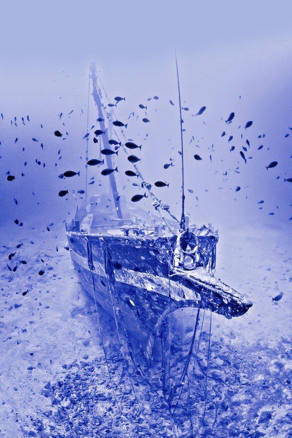 Maui's most famous ship wreck, the Carthaginian