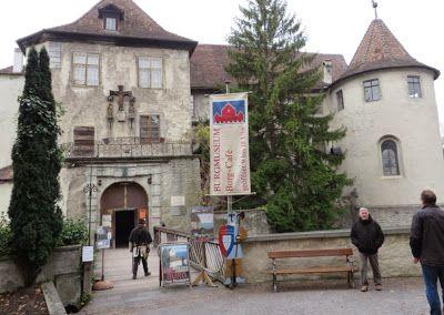 Feldkirch - Bodensee - Lindau - Friedrichshafen - Meersburg