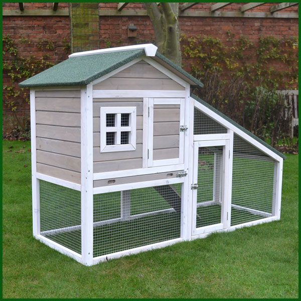 8 best rabbit hutches images on pinterest rabbit hutches for Guinea pig outdoor run plans