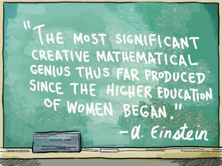 Emmy Noether Google Doodle: Why Einstein called her a 'creative mathematical genius'