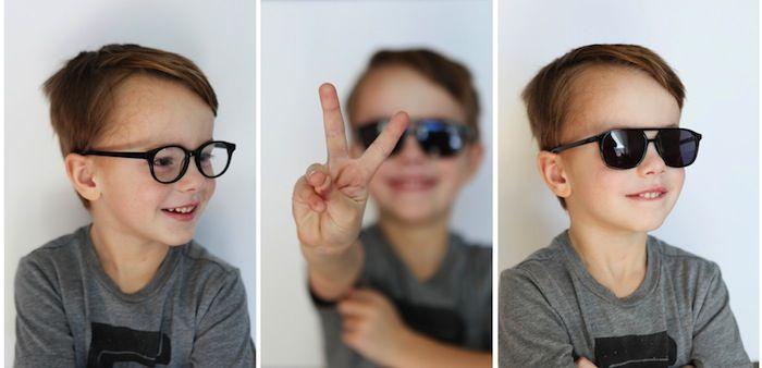 Jonas Paul Eyewear + advice from moms on glasses for kids