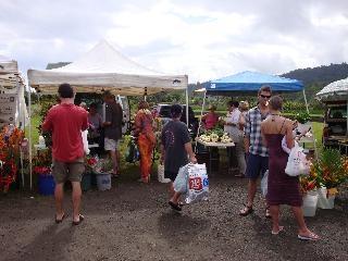 Kauai Farmers Markets weekly schedule