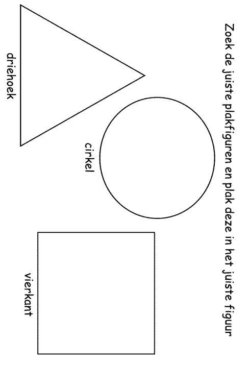 werkblad-cirkel-driehoek-vierkant-plakken.gif (488×717)