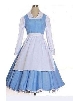 The 25  best Belle blue dress costume ideas on Pinterest | Belle ...