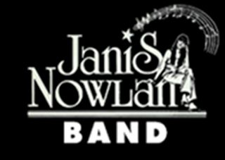 """JANIS NOWLAN BAND """"The Most Unforgettable Dance Party Of Your Life"""""""