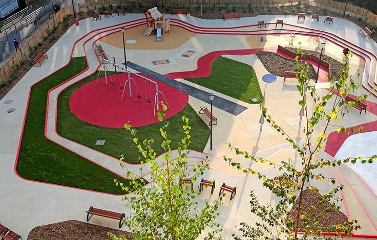 Aire_de_jeux_Espace_Libre « Landscape Architecture Works | Landezine