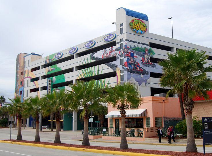 Daytona Beach Parking Garage The Best Beaches In World