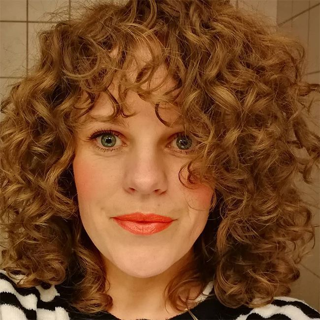 25 Photos That Will Make You Want Curly Bangs Curly Hair Styles Naturally Curly Bangs Curly Hair Styles
