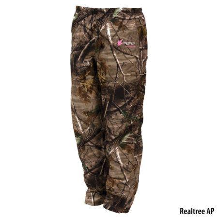 Gander Mountain® > frogg toggs Womens Pro Action Camo Rain Pant - Apparel > Women's Apparel > Rainwear > Pants/Bibs :