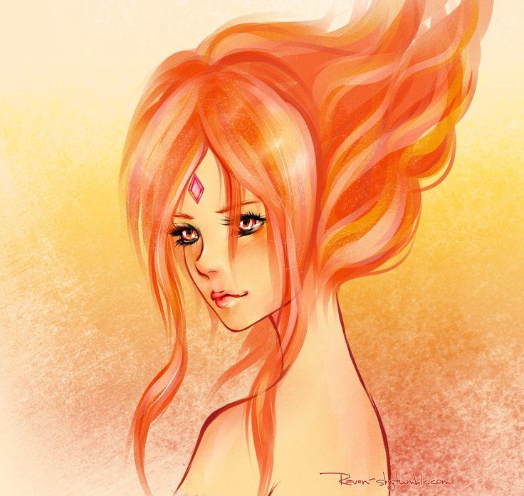 Flame Princess/#1477552 - Zerochan