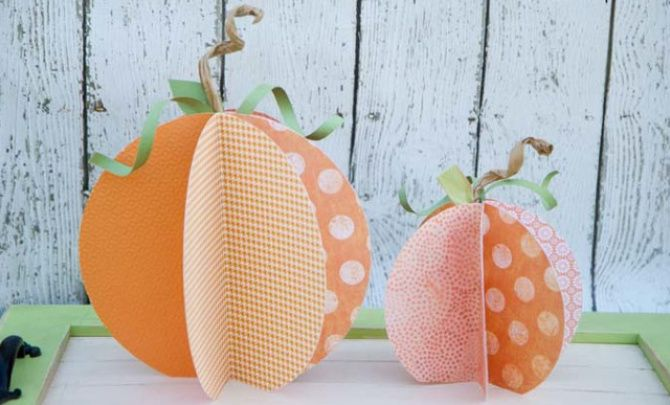 15 Simply Adorable Fall DIYs for Kids - Relish