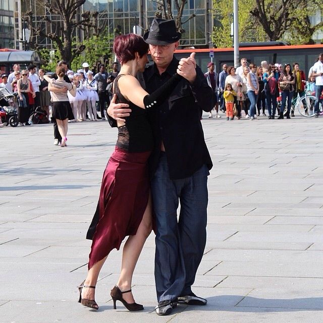 Tango - The Day of Dance, Bergen 2014 Photo: Karianne Ramstad