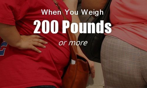 lose weight over 200 pounds Super good info even if your less then 200 and wanting to lose weight!