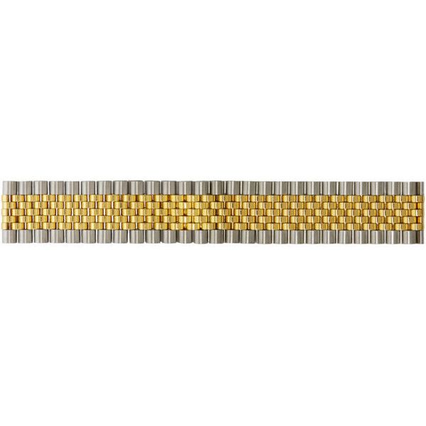 Alexander Wang Gold and Silver Watch Band Choker (1805 QAR) ❤ liked on Polyvore featuring jewelry, necklaces, gold, choker jewellery, gold and silver necklace, alexander wang necklace, hook necklace and clasp necklace