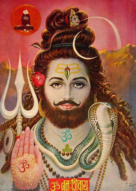 Lord Shiva is great :)