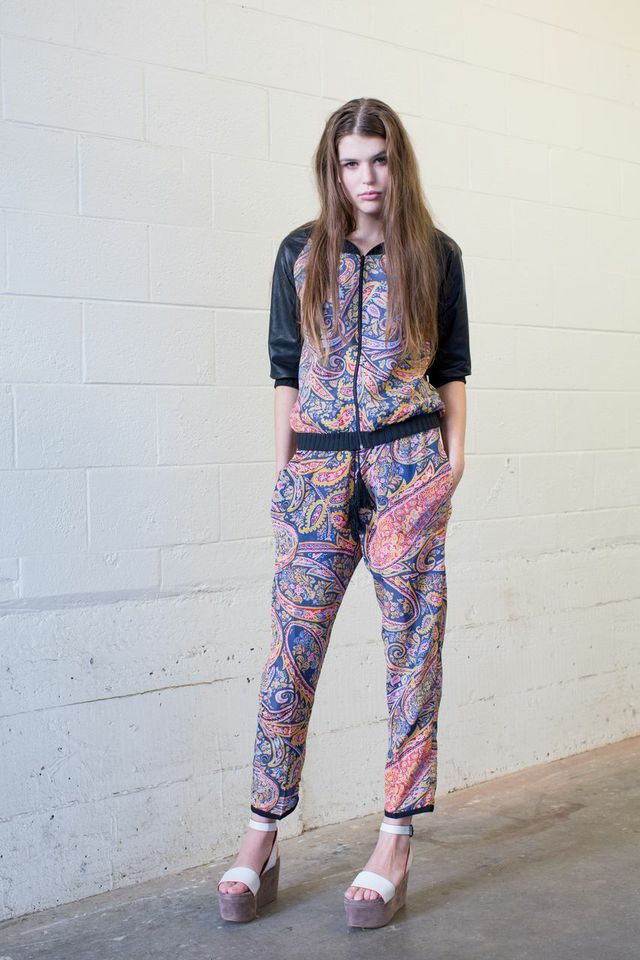 Brooke Tyson Cisco kid pants, billy bomber