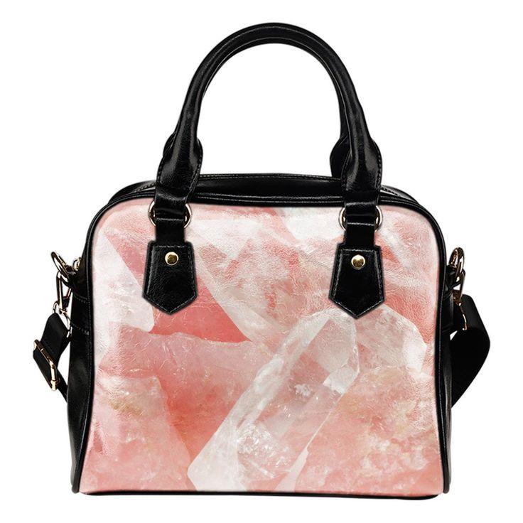 Handbag - Rose Quartz