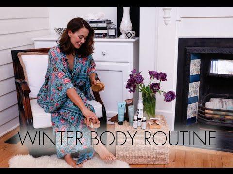 Beauticate: Winter Body Routine- Sigourney's Edit