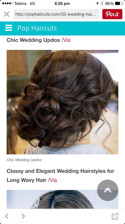 8 besten perm types Bilder auf Pinterest | Frisuren, Dauerwellen und ...