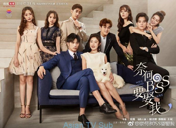 Well Intended Love Episode 10 Eng Sub 2018 Chines Web Drama