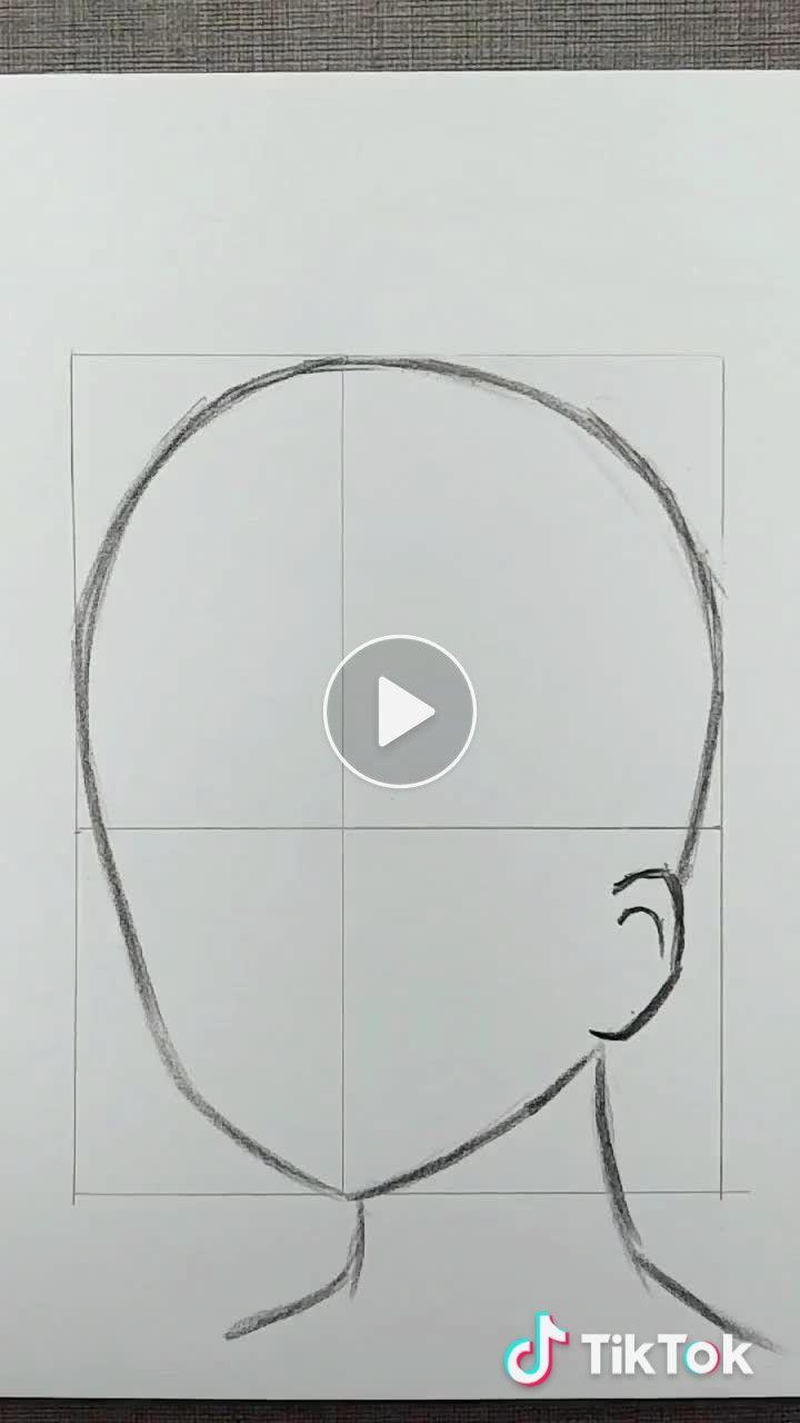 Daradrawgÿœ Fundara On Tiktok Whata S Your Fav Anime Gÿ Tiktok Drawing Art Foryou Foryoupage Character Vẽ Khuon Mặt Anime Y Tưởng Vẽ