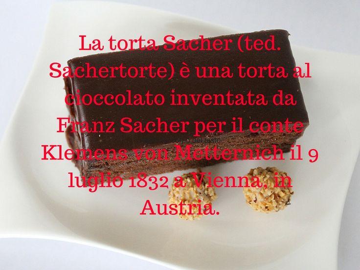 """Ogni 2 generi alimentari che compri, avrai il 50% di sconto sul """"CIOCCOLATONE SACHER"""" !!  #cioccolatone #sachertone #Austria #9luglio1832 #FRANZSACHER #grazie"""