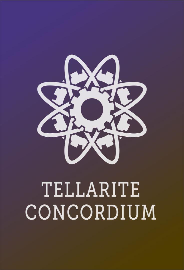 Star Trek Tellarite Logo Flat Desgin