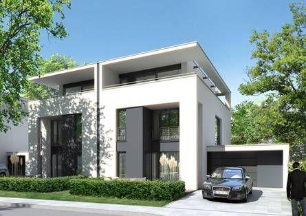 Doppelhaus in k ln junkersdorf architektur pinterest for Doppelhaus modern