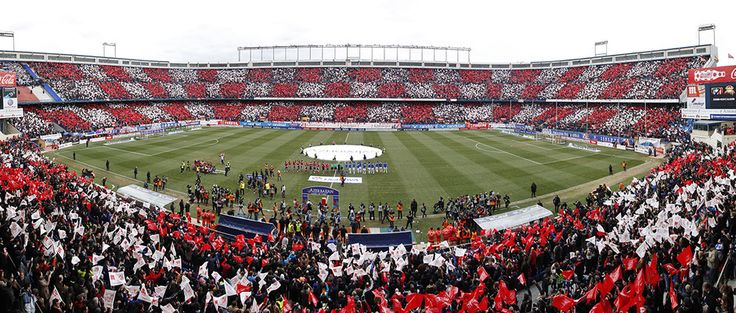 Tifo Atleti vs R.Madrid