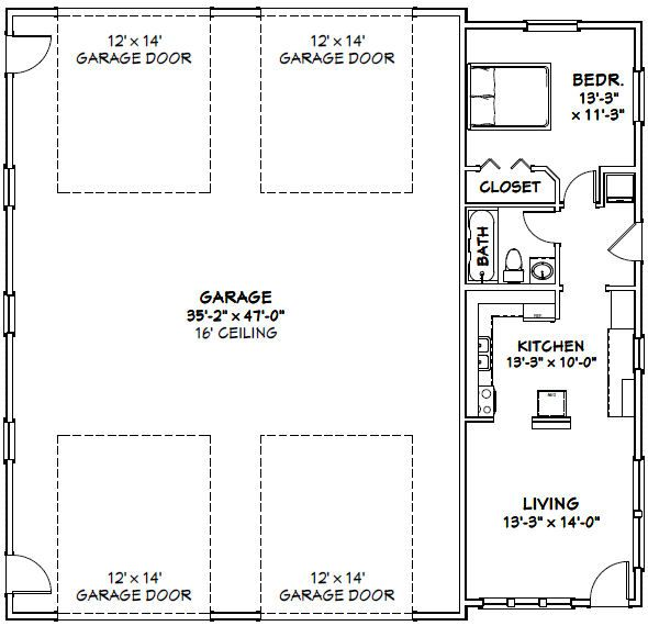 Pdf House Plans Garage Plans Shed Plans Plan Garage Design Plans