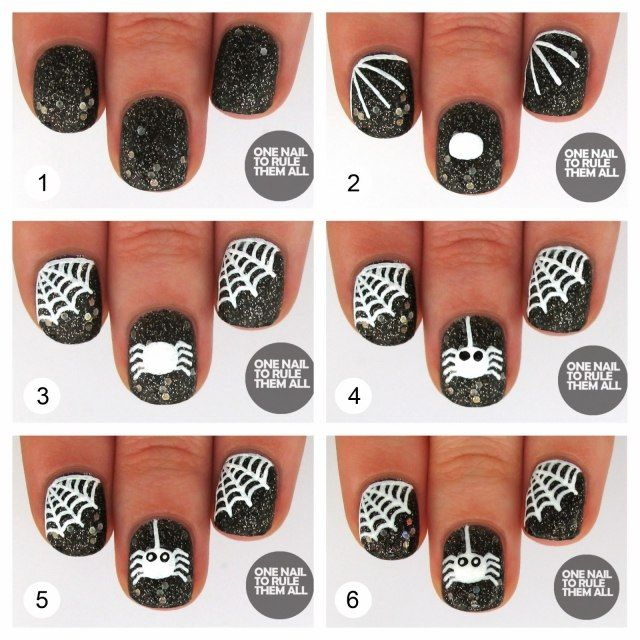 106 best images about d co ongles on pinterest nail art posts and shellac - Idee deco ongle facile ...