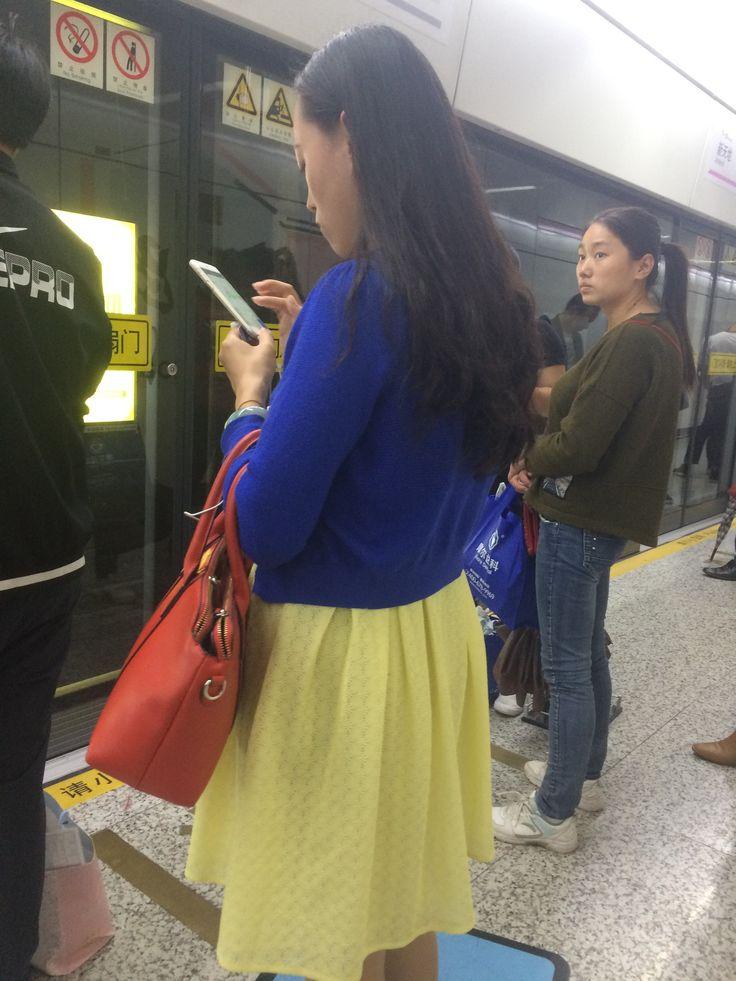 Subway, China