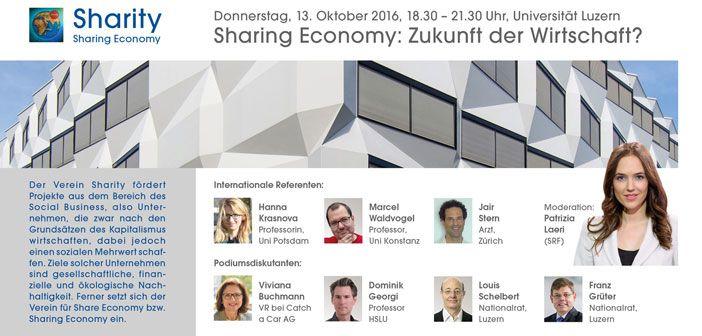 Sharing Economy: Referate und Diskussion