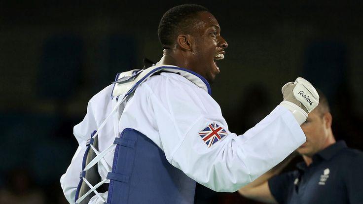 Muhammad through to taekwondo quarter-finals as Cook suffers shock loss