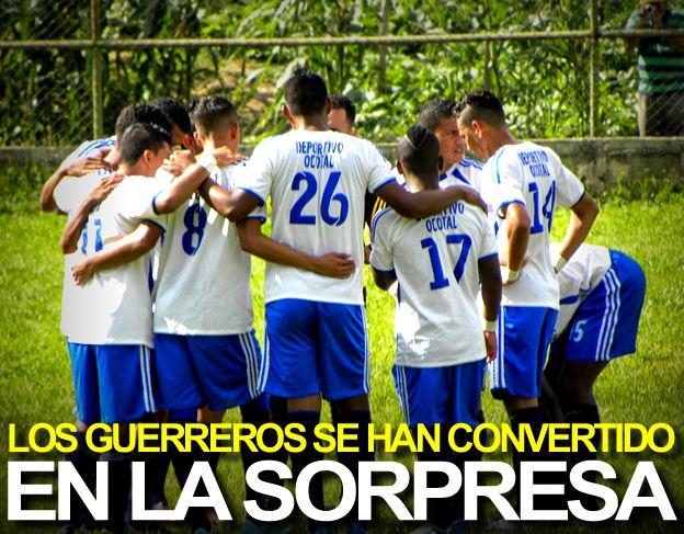 Deportivo Ocotal Asume Liderato