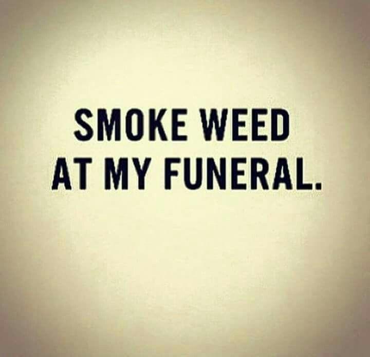 My dying wish